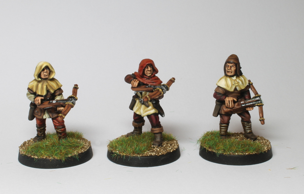 Bandits with Crossbows