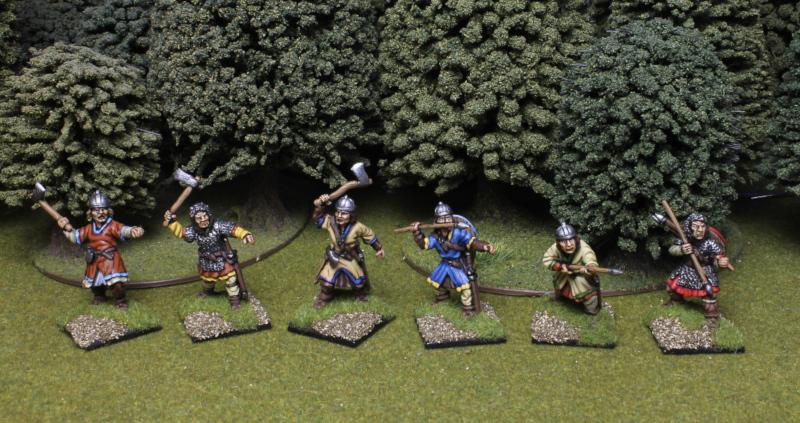 Breton Skirmishers