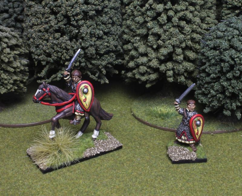 Breton Warlord